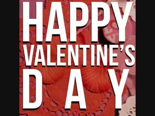Поздравление с Днём святого Валентина от создателей The Walking Dead