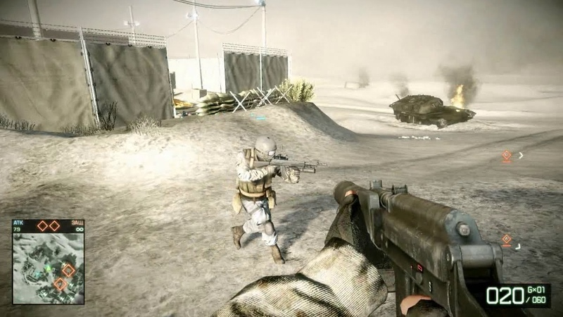 Battlefield Bad Company 2 - Bots 2018 (Outdated)