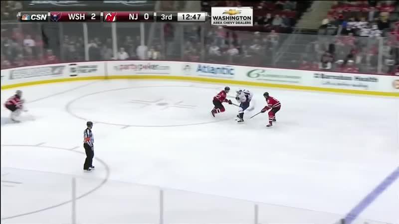 Ovechkins unbelievable goal