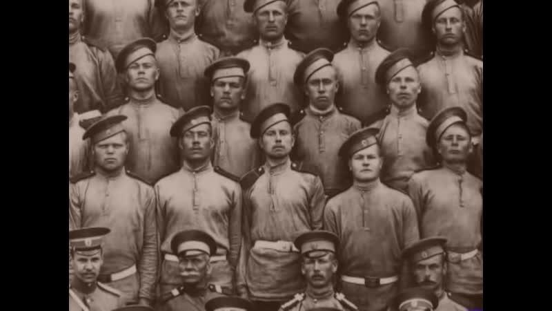Полк! Смирно!» Уникальная фотография Кексгольмского полка