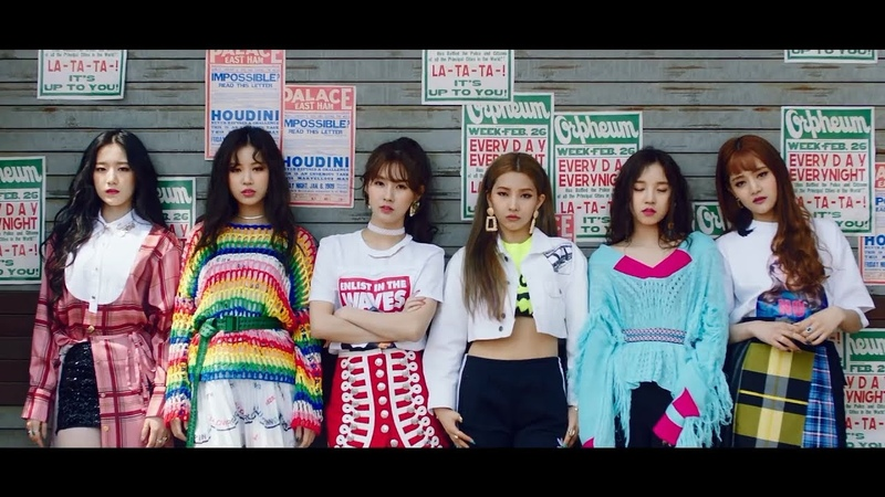 (G)I-DLE - LATATA (Russian cover by Fier)