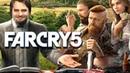 Мэддисон играет в Far Cry 5 БЛ ТЬ ДЕД ТВОЙ ГРЕШНИК