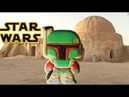 Boba Fett Cookie Star Wars Funko Pop