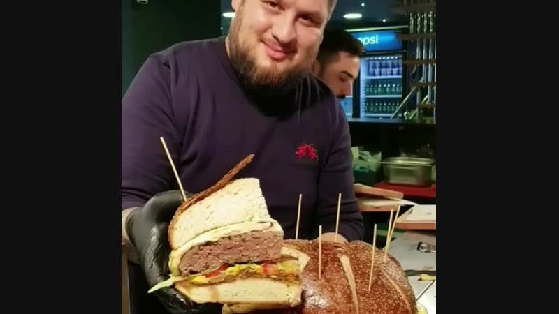 Мегабургер - Личный повар
