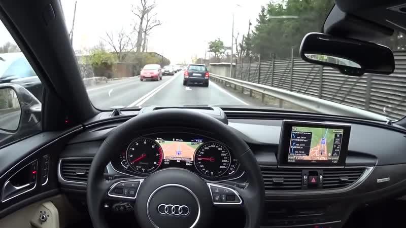 Прокатимся на новой Audi A6 Allroad 2018, Присоединяйся
