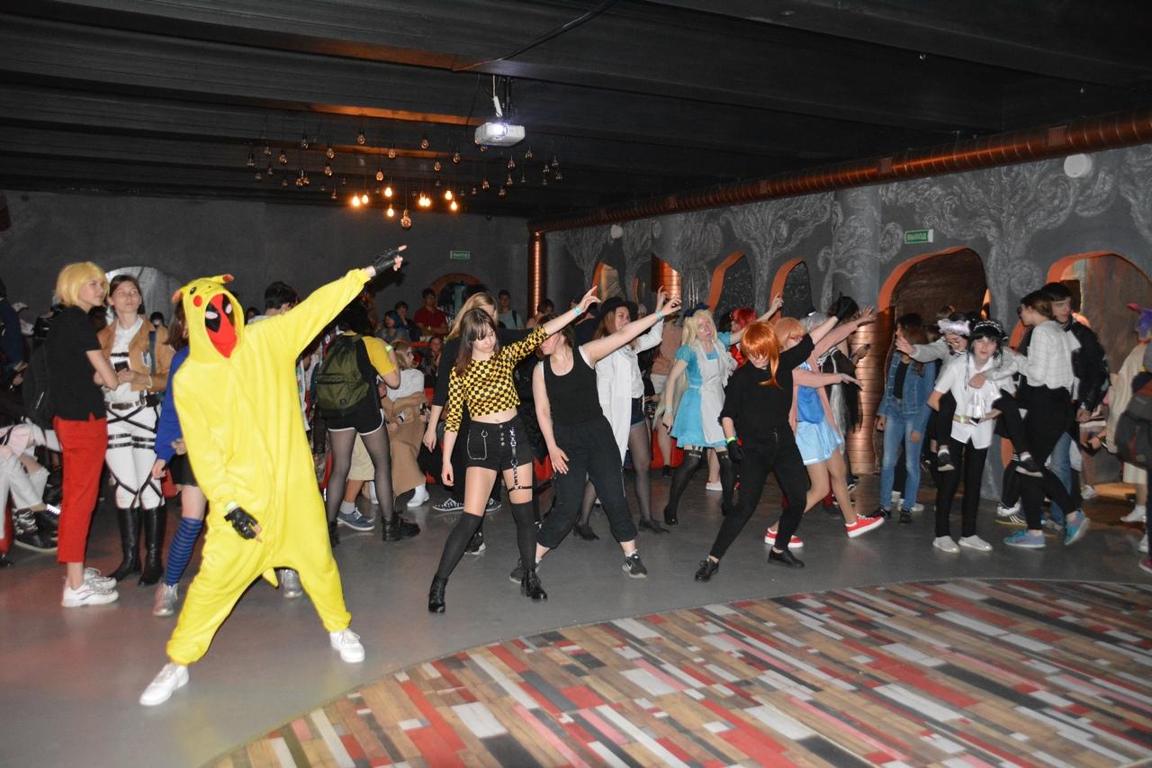 Free Fandom Party: Гик-ярмарка в Петербурге