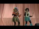 Песня Чунга чанга исп Дарья Тарасян и Артём Каменев Театр песни и ВЭШС ЭКСКЛЮЗИВ ЕКБ