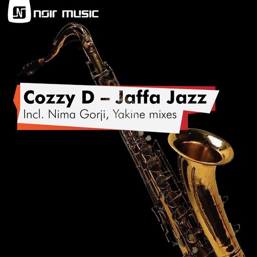 Cozzy D альбом Jaffa Jazz