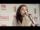 Maggie Lindemann Performs Live at Pretty Girl Dunkin Donuts Iced Coffee Lounge