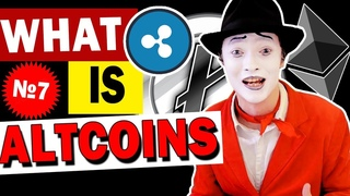 Altcoins - CryptoClowns Show - Episode 7