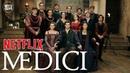Medici Season 2 Press Conference - Alessandra Mastronardi, Synnøve Karlsen Bradley James