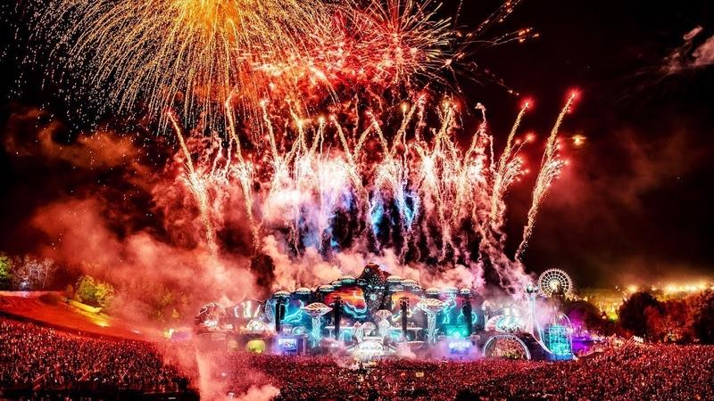 Dimitri Vegas Like Mike - MAMMOTH LIVE TOMORROWLAND 2018