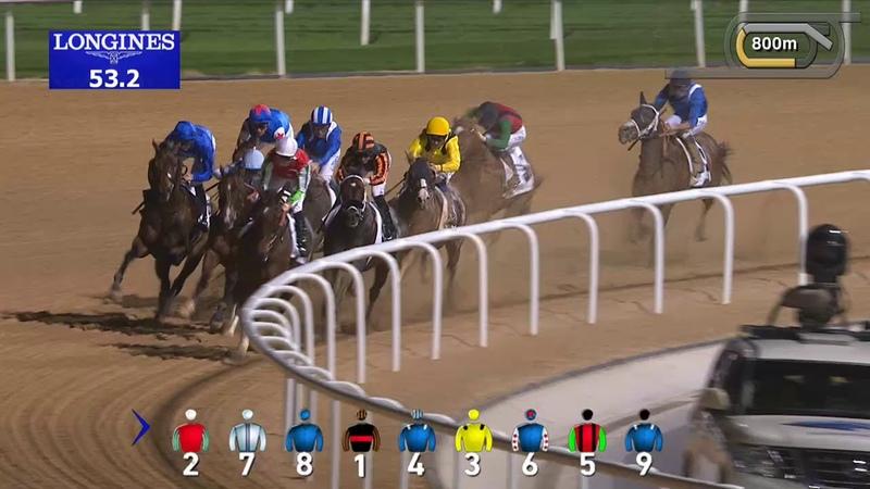 Race 5 Al Maktoum Challenge R1 Sponsored By Mubadala
