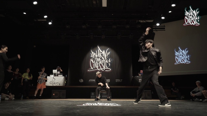 Waacking best 8 Lady Jean vs 신병희 - Burn the Classic 2018 청주