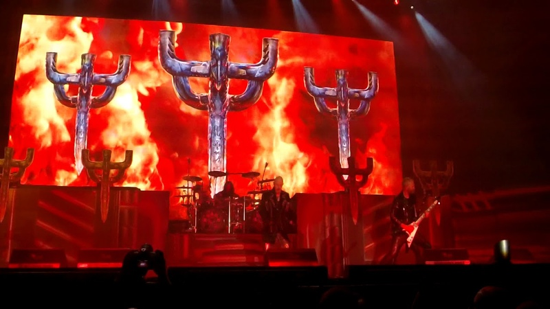 Judas Priest - live at With Full Force Festival (15.06.2018) - Full Show HD