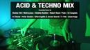 Acid Techno Mix | With Tracklist | Vinyl Mix