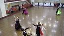 Квикстеп (2) (Взрослые Молодежь D класс) 20.10.2018 Рейтинг-турнир Санкт-Петербурга (6 тур)