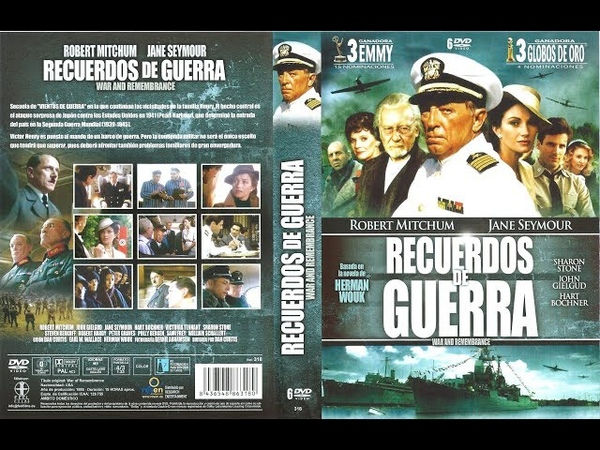 RECUERDOS DE GUERRA - Parte 04/12 (War and Remembrance - 1988)