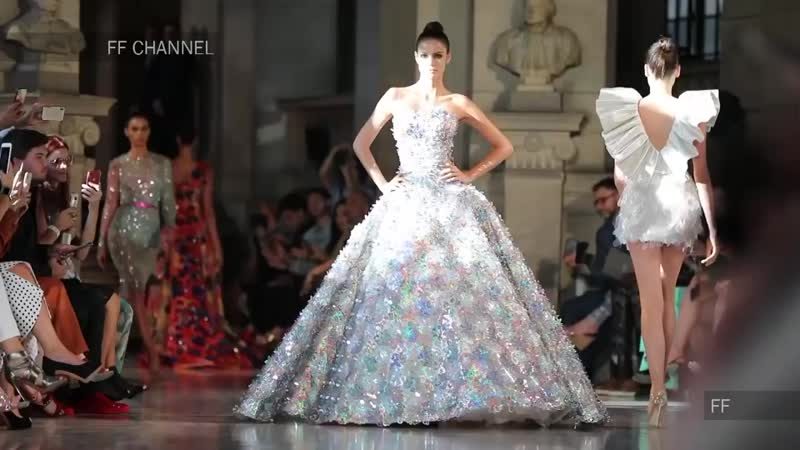 Rami Kadi Haute Couture Fall Winter 2019 2020 Full Show