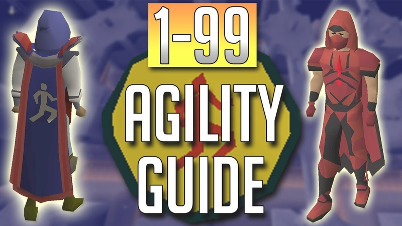 1-99 AGILITY Guide