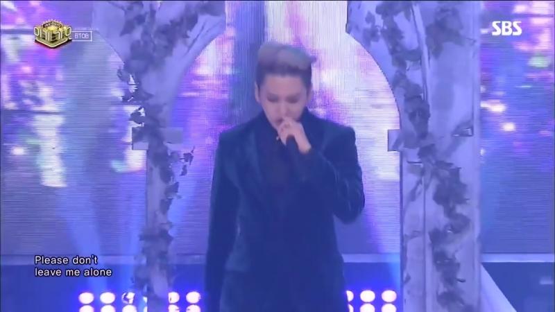 《Comeback Special》 BTOB Ill Be Your Man