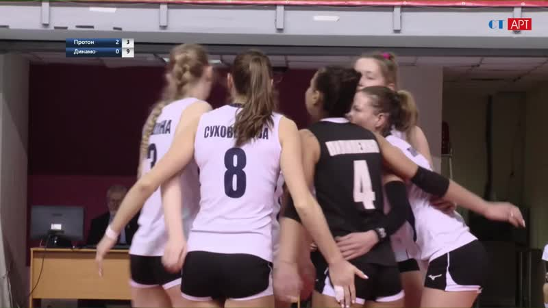 Волейбол Женщины Суперлига Протон - Метар 17_11_2018