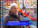 В Ленинском внутригородском районе прошел праздник двора
