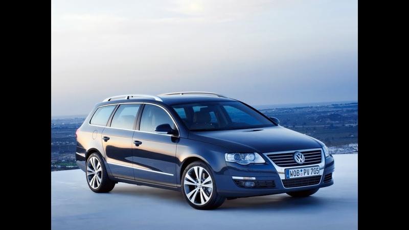 Volkswagen Passat B6 variant eva коврики evabel.ru