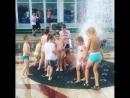 Сухой фонтан на набережной Ростова