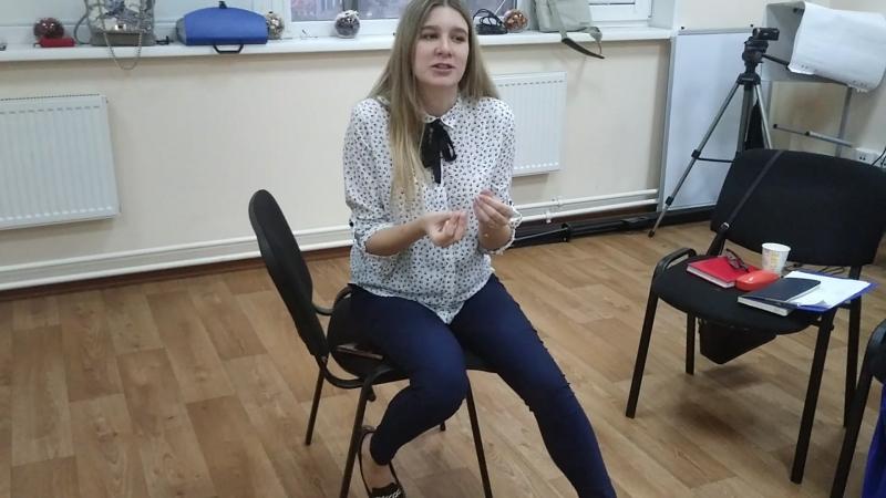 Отзыв ученицы о Школе Маленькие женщины в Новосибирске