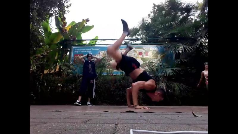 Steet 2018 Air-Dance