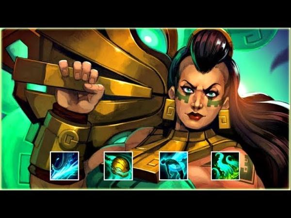 Illaoi Montage - Best Illaoi Plays - League of Legends
