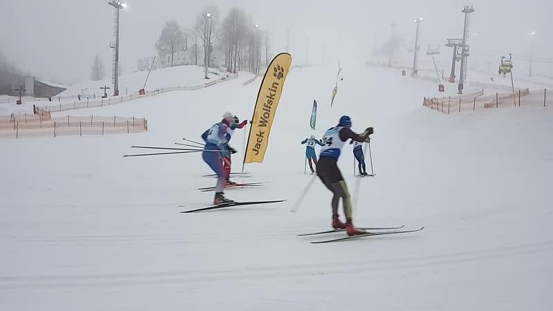 UpSki Sprint Лыжный спринт в гору 17 02 мужчины 21