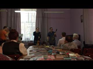 Дмитрий Терентьев и Андрей Кузечкин - Вечность