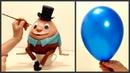 ❣DIY Humpty Dumpty Using a Balloon❣
