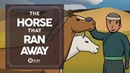 Learn English Listening   English Stories - 33. The Horse that Ran Away