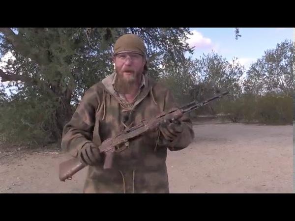 06. AK47 (AKM) Mud Test.mp4