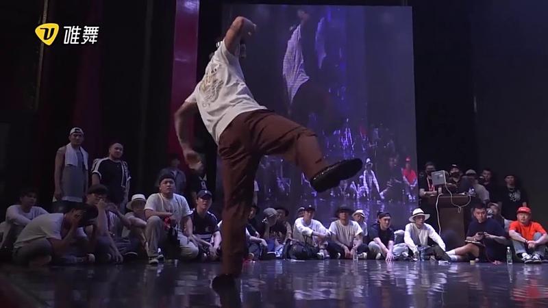 Poppin C vs Stockos Dance Vision vol 6 Popping Best 32