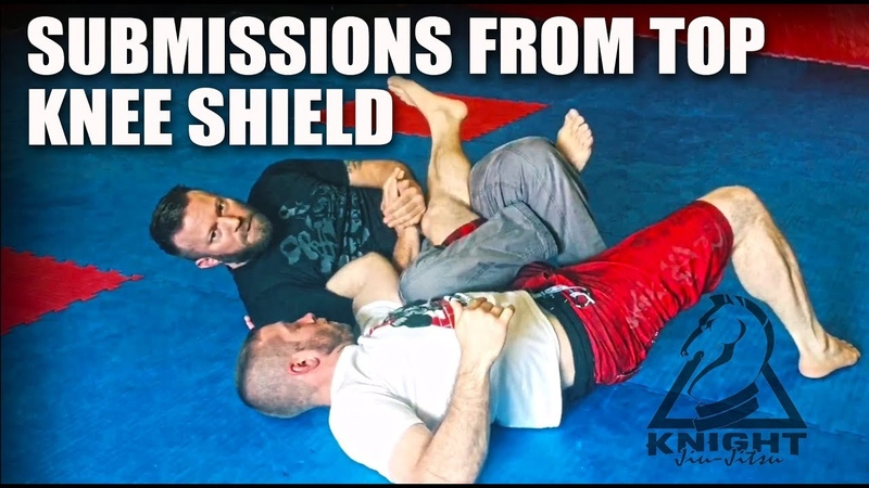 Jiu-Jitsu Submissions | Leg Attacks Mir Lock from Top Knee Shield