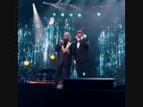 Александр Буйнов на Юбилейном концерте Михаила Шуфутинского