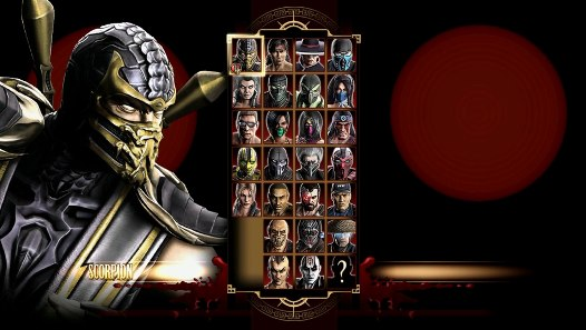 Mortal Kombat 9 Beta: Scorpion Gameplay - video dailymotion