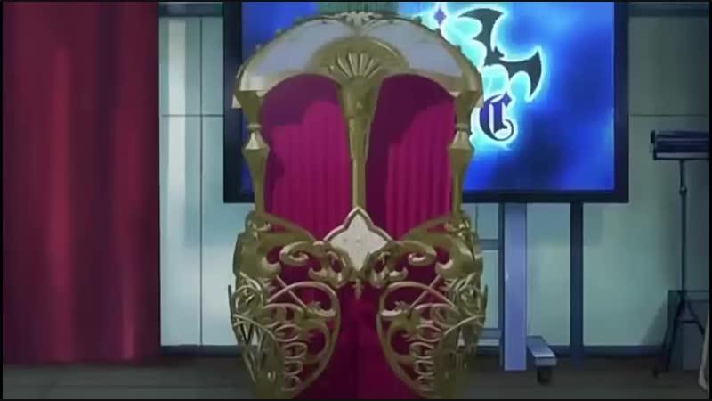 [Айкацу] Юрика Тодо-Мой Вампир