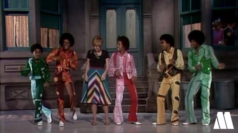 The Jackson 5 - Body Language [Carol Burnett Show - 1976]