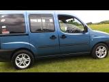Fiat Doblo 2002 Camper