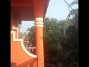 вид из окна на Гоа