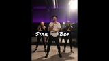 STARBOY - THE WEEKNDFEAT DAFT PUNK Dance Choreography by Cernodymov Valery
