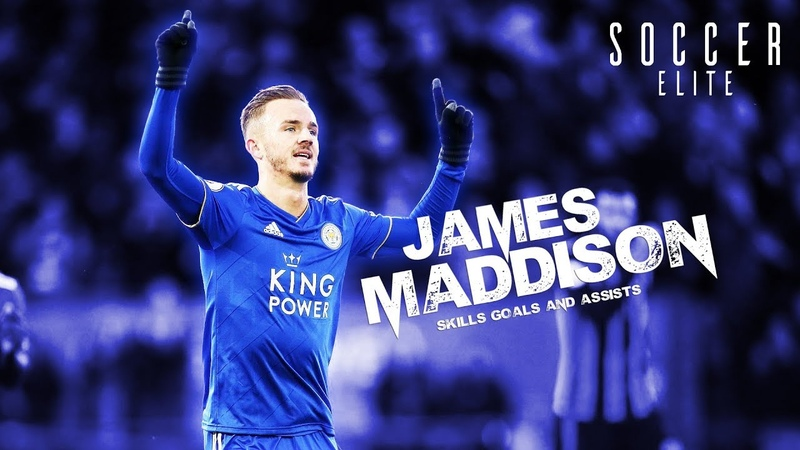 James Maddison 2018/19 • Playmaker • Dribbling Skills, Goals Assists • HD