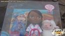 Доктор Плюшева игрушка обзор