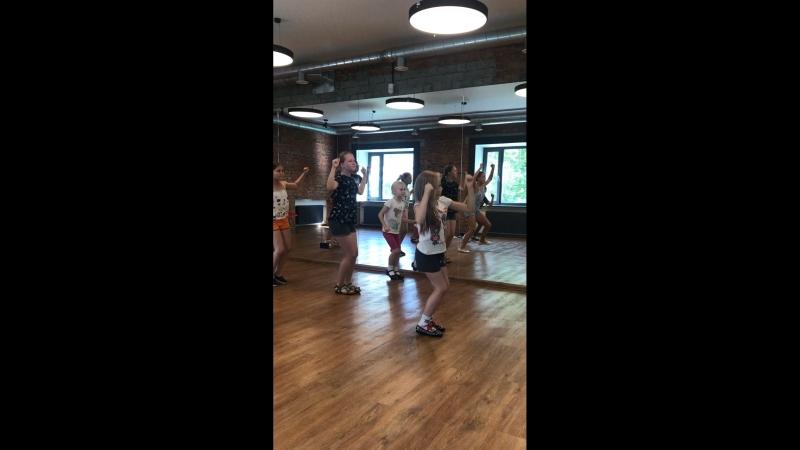 Школа летнего творчества (смена 3). Современные танцы