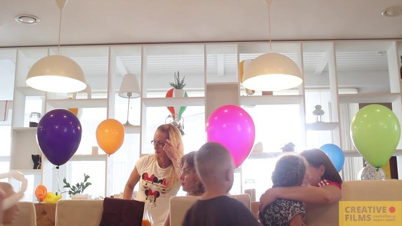 Семейное кафе Лукошко - промо ролик для отдела кадров №3